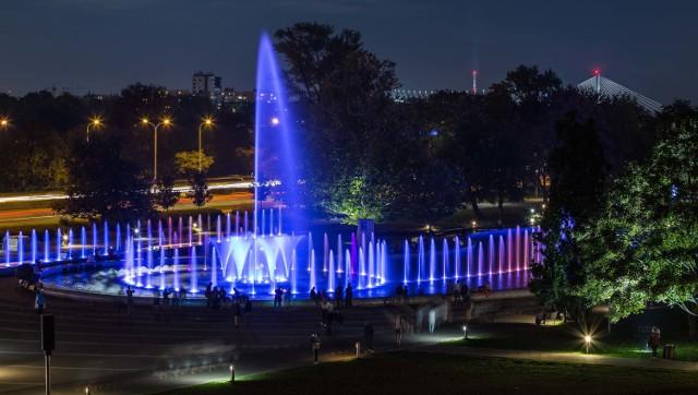 Multimedialny Park Fontann na Podzamczu. Zobacz zdjęcia z niesamowitego widowiska