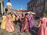 Międzynarodowy Festiwal Renesansu w Lublinie. Przez centrum miasta przeszedł barwny korowód