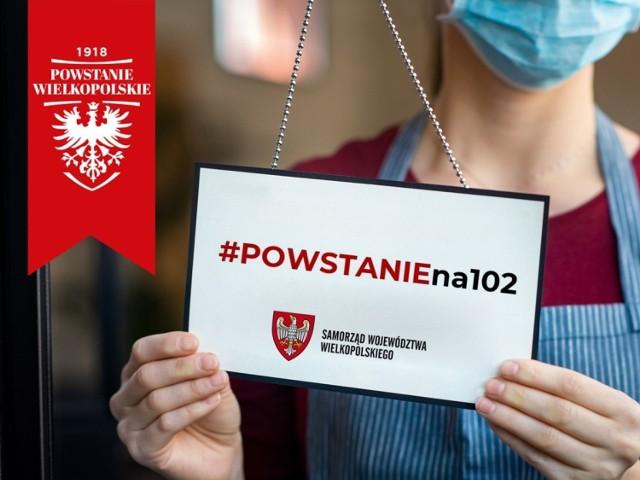 W czwartek, 3 grudnia wystartuje pierwsza z czterech części akcji #POWSTANIEna102, w ramach której mieszkańcy Wielkopolski będą mogli uczcić życzeniami i dobrym słowem pamięć Powstańców
