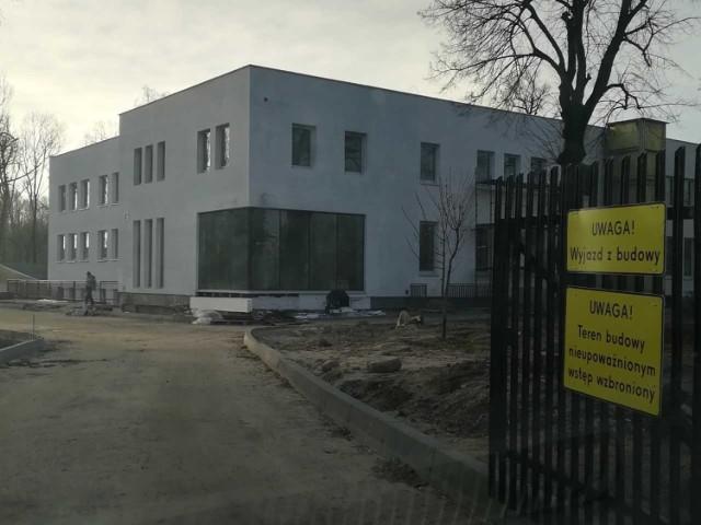 Co dalej z rozbudową Centrum Kultury eSTeDE w Gnieźnie?