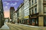 Ulica Chojnowska w Legnicy na dawnych zdjęciach. Zobacz, jak kiedyś wyglądała ta część miasta [ZDJĘCIA]