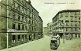 Kto poznaje Aleję Wyzwolenia i Plac Tuwima w Wałbrzychu? Niezły był tu klimat! [ZDJĘCIA]