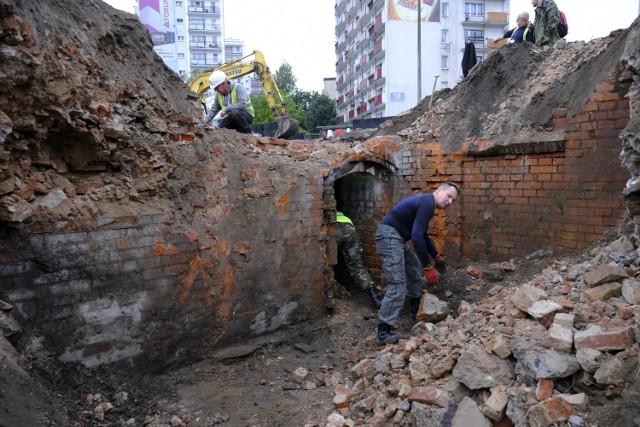 Archeolodzy pod ulicami Torunia odkrywają wiele tajemnic