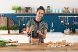 Jaki blender do świeżych warzyw i twardych orzechów?