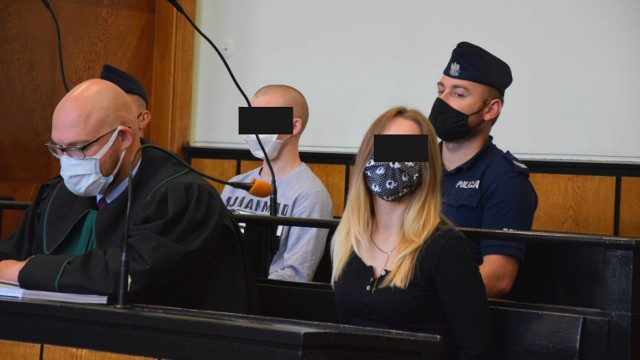 19-latkowie Dżesika N. i Sebastian K. za zabójstwo zostali skazani na kary po 25 lat pozbawienia wolności.