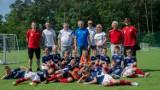 Sporting Cup 2019 dla Stadionu Śląskiego Chorzów ZDJĘCIA Rywalizacja piłkarska żaków na stadionie w Lublińcu stała na wysokim poziomie
