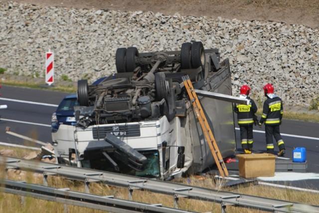Policja podsumowała wakacje na wielkopolskich drogach. W tym roku doszło na nich do 831 wypadków