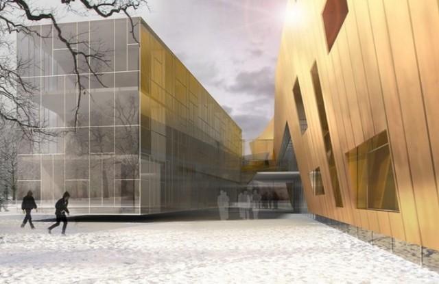 Wizualizacje: Claudio Nardi Architects