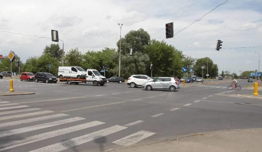 Radom. Ruszyła przebudowa skrzyżowania ulic Wernera, Mireckiego i Szarych Szeregów. Będą utrudnienia
