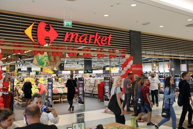 Carrefour może zniknąć z Opola. Zobacz, jakie inne sieci handlowe funkcjonowały kiedyś w stolicy regionu.