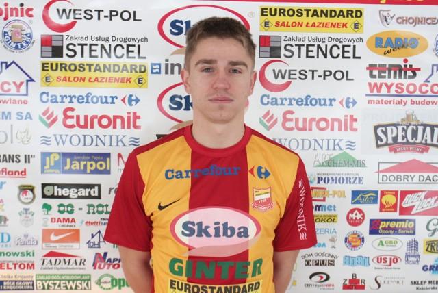 Jedną z bramek strzelił Marek Kowal