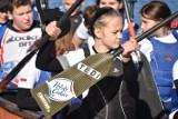 Malbork. Osady smoczych łodzi walczyły o medale mistrzostw Polski na długim dystansie