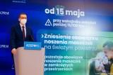 """Morawiecki: """"Najgorsze za nami"""". Premier przedstawił plan odmrażania gospodarki"""