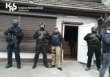 Nielegalny salon gier zamknięty przez KAS. Prowadzącemu grozi kara 700 tysięcy zł
