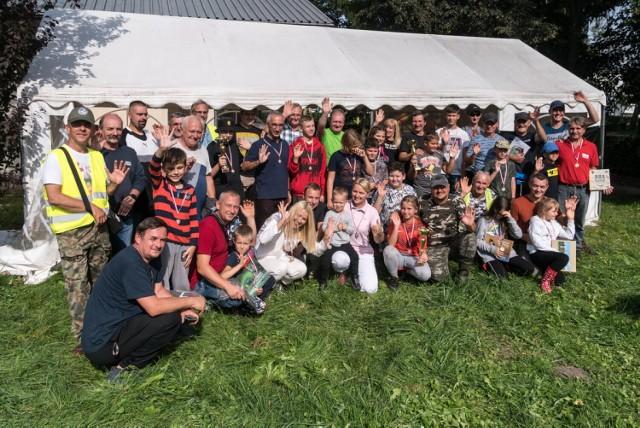 Zawody wędkarskie dla młodzieży w Koninie