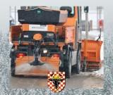 Jak radzi sobie powiat kaliski z zimowym utrzymaniem dróg? Ile do tej pory kosztowało odśnieżanie?