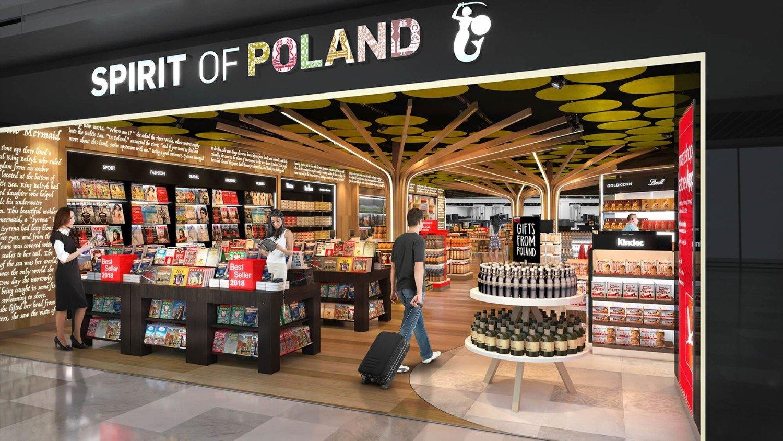 5589cfbf2c43e 40 milionów złotych inwestycji w sklepy na Okęciu. Baltona rozwija się na  Lotnisku Chopina