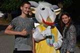 Dolsk. Ekologiczny Rodzinny festyn z dolską kozą