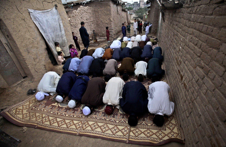 Spotykanie się z kimś podczas ramadanu
