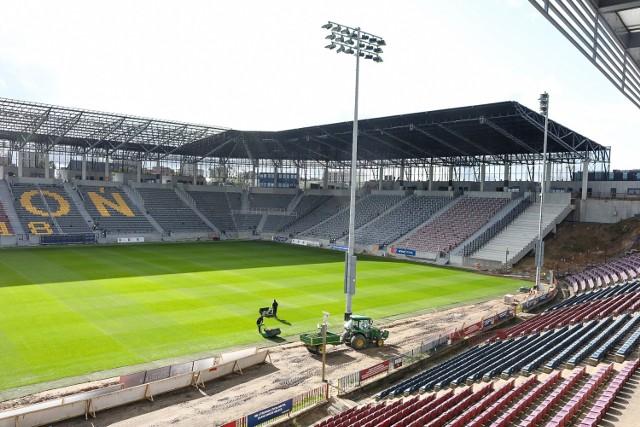 Nowy stadion Pogoni to odpowiednie miejsce dla pomnika Floriana Krygiera.