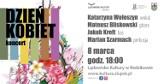 Muzyczny Dzień Kobiet w Lądowisku Kultury w Redzikowie. CKiBP zaprasza na koncert