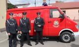 Jednostka OSP Człopy otrzymała wóz strażacki. Pojazd wcześniej służył strażakom-ochotnikom z Uniejowa ZDJĘCIA