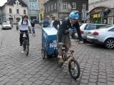 Cieszyn: Dwóch śmiałków chce rowerem BMX przejechać z Cieszyna do Gdańska. Dziś wystartowali!