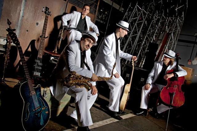 Karpeta Jazz Brothers zagra koncert w Muzeum Miedzi