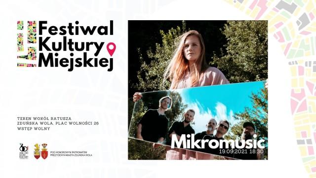 Rusza Miejski Festiwal Kultury w Zduńskiej Woli PROGRAM - PLAKATY