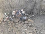 Kraków. Spryciarz chciał zakopać górę śmieci, ale go przyłapano