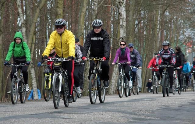 Kończy się sezon rowerowych rajdów organizowanych przez Informację Turystyczną w Grudziądzu