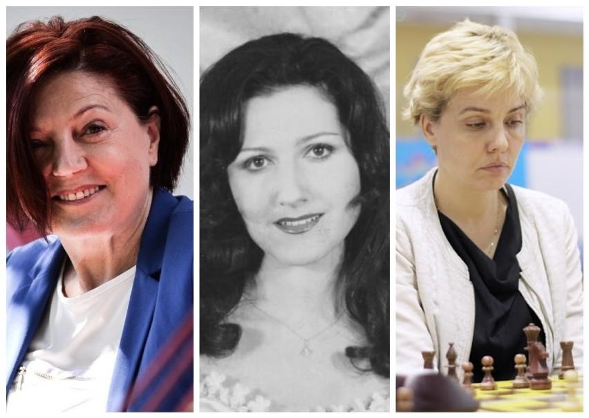 Kobiety sukcesu pochodzące z Krosna Odrzańskiego i Gubina....