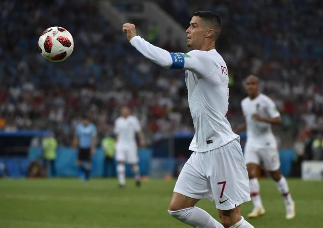 Cristiano Ronaldo to jeden z najbardziej rozpoznawalnych piłkarzy na świecie