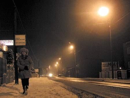 Niezdara, ulica Świerczewskiego. Zdjęcie: Rafał Jakoktochce