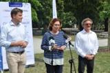 Wicemarszałek Sejmu RP Małgorzata Kidawa-Błońska odwiedziła Kościan [FOTO]