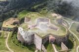 Pożar Twierdzy Srebrna Góra zniszczył strzelnicę. Fort jest jednak czynny