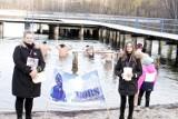 KROSNO ODRZAŃSKIE: Dalsze wspominki z 28. Finału WOŚP w Krośnie Odrzańskim. W akcję zaangażowały się morsy (ZDJĘCIA)