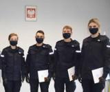 Nowi policjanci złożyli ślubowanie na sztandar w Komendzie Miejskiej Policji w Opolu. Gdzie będą służyć?