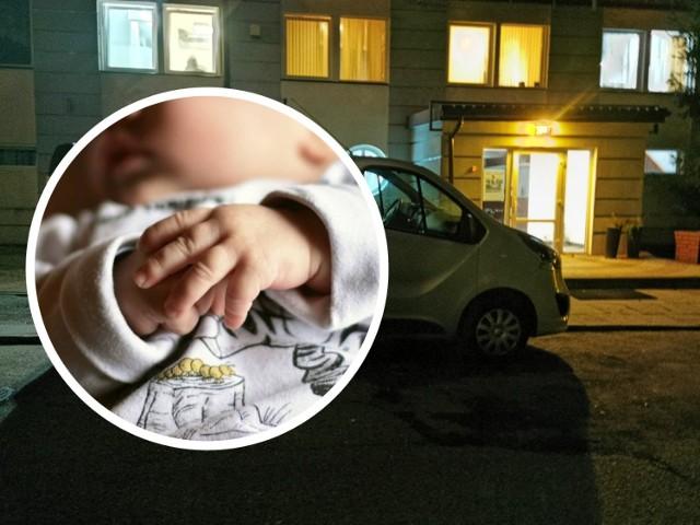 Gdy policjanci dotarli na miejsce, w hotelu zastali pijaną matkę i nie dającą oznak życia 10-miesięczną dziewczynkę.