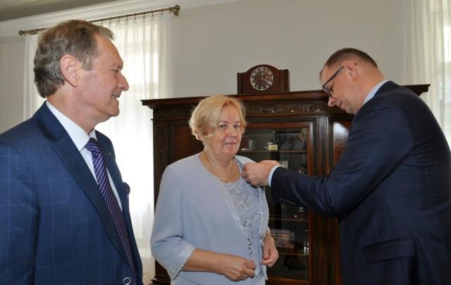 Trzy pary z Przemyśla świętowały jubileusz 50-lecia pożycia małżeńskiego.