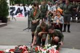 77. rocznica wybuchu Powstania Warszawskiego w Szczecinku [zdjęcia]