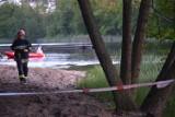 Rzepin: 12-letnie dziecko utonęło w jeziorze Długim. Strażacy wyłowili ciało [ZDJĘCIA]