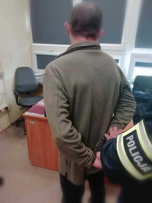 Skierniewiccy policjanci zatrzymali złodzieja roweru