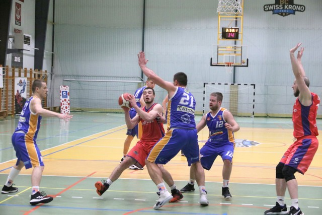 Najlepszym zawodnikiem żarskiej drużyny był Nikodem Sirijatowicz