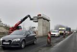 DK1 w Czechowicach-Dziedzicach zostanie zamknięta w weekend: rusza budowa nowego wiaduktu kolejowego