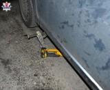 Chełm. 25-latek chciał ukraść katalizator, zatrzymał go właściciel auta