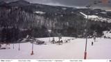 Warunki narciarskie w Beskidach 4.1.2017 (ZDJĘCIA Z KAMEREK)