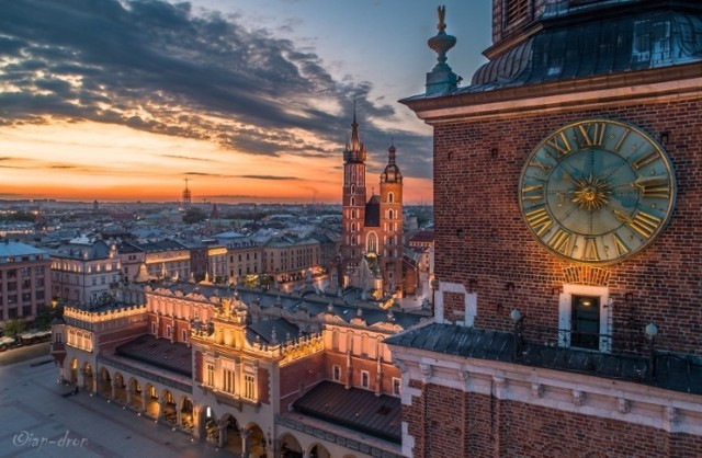Kraków to istne kłębowisko atrakcji turystycznych