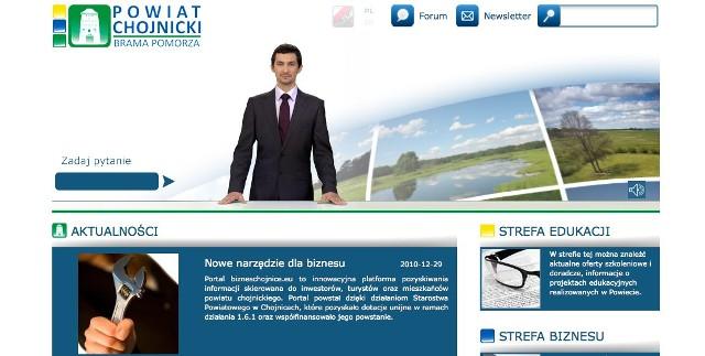 Portal bizneschojnice.eu wzbudza coraz więcej kontrowersji