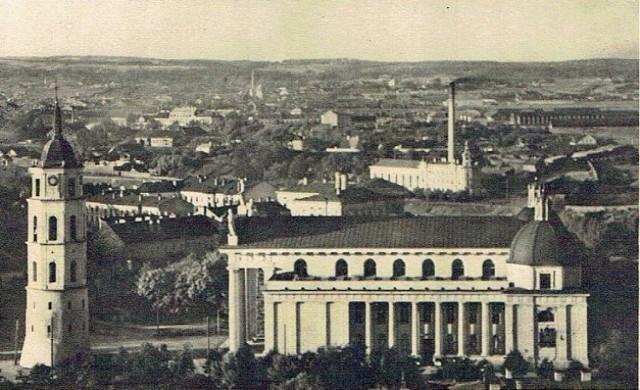 Wilno w okresie międzywojennym na zdjęciu Jana Bułhaka